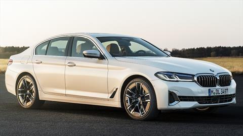 BMW Serie 5 2021 es más deportivo, pero también más eficiente