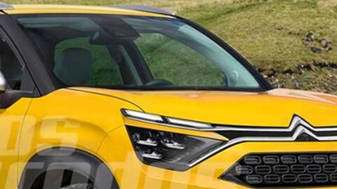 Nuevo Citroën C3 ¿Se viene el estilo SUV?