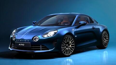 Alpine A110 Légende GT 2021: El deportivo que antecede al F1 de la marca