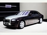 Rolls-Royce Ghost debuta en Chile