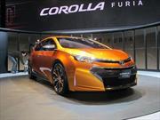 Toyota Furia Concept, el futuro del Corolla
