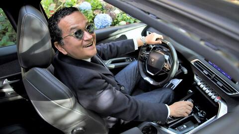 Yuri Buenaventura es nuevo embajador de Peugeot para Colombia