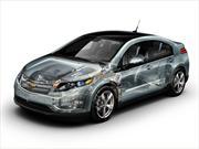 El auto eléctrico Volt/Ampera gana premio