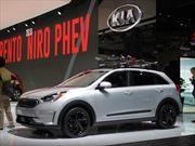 KIA Niro Plug-in Hybrid PHEV debuta