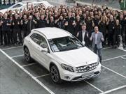 Mercedes-Benz GLA aumenta su producción y suma una planta
