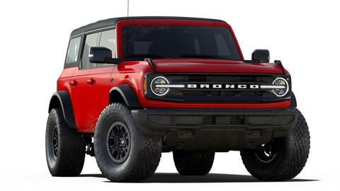 Ford Bronco 2021 es reservado por más de 7.500 personas por día