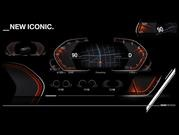 BMW anuncia un nuevo cuadro digital de instrumentos
