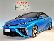 Toyota FCV 2015 listo para llevar hidrógeno a las calles