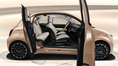 FIAT 500 3+1: el Cinquecento que se cree Veloster