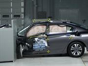 Honda Accord 2016 recibe el Top Safety Pick+ del IIHS