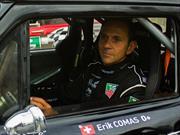 """""""Senna era como Dios y le debo la vida"""": Erik Comas"""