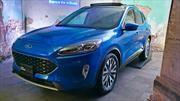 Ford Escape 2020 llega a México, de nueva generación y ahora es híbrida