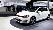 Volkswagen GTi concept en el Salón de París