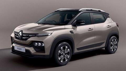Renault Kiger podría ser éxito de ventas en Argentina