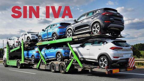 ¿En qué va el día sin IVA para vehículos?
