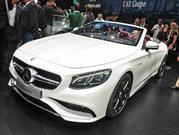 Mercedes-Benz Clase S Convertible 2017, lujo al descubierto