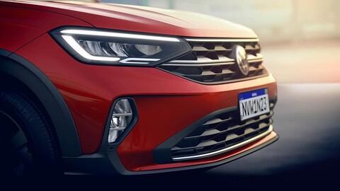 Anticipo: Lanzamiento del Volkswagen Nivus en Argentina