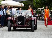 Estos son los ganadores del Concorso d'Eleganza Villa d'Este 2015