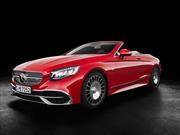 Mercedes-Maybach S650 Cabriolet, el lujoso descapotable