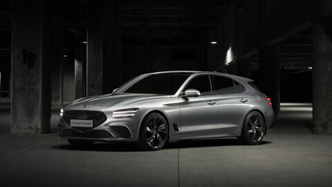 Genesis G70 Shooting Brake 2022, ¿sigues pensando que las station wagon son aburridas?