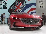 MG E-Motion Concept, un regreso a las raíces