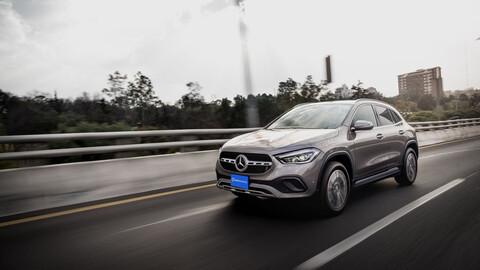 Manejamos la Mercedes-Benz GLA 2021