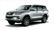 Toyota SW4 actualiza su gama en Argentina
