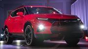 General Motors suspende la producción de la Chevrolet Blazer en México