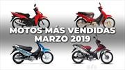 Top 10: Las motos más vendidas de marzo 2019