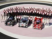 Porsche está que corre en Le Mans