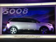 Peugeot 5008 2019 llega a México desde $589,900 pesos