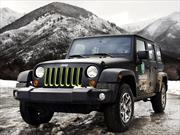 Si te vas a la montaña de vacaciones, tener un Jeep tiene sus beneficios