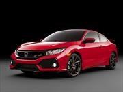 Honda Civic Si Prototype, el compacto recibe un toque más deportivo