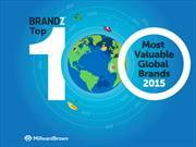 Top 10: Las marcas de autos más valiosas de 2015