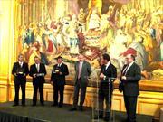 Citroën Chile recibe reconocimiento internacional