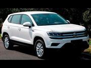 Volkswagen Tharu es la SUV que se fabricará en México