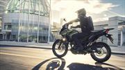 Kawasaki Versys X 300 ABS 2020 se actualizan