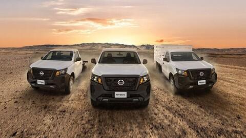Las 10 pickups más vendidas en enero 2021