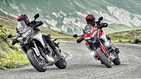 Ducati Multistrada V4, llega a Colombia