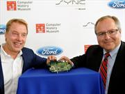 Ford ingresa a la historia de la computación de la mano de SYNC