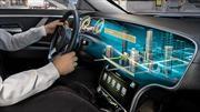 Continental va por las pantallas 3D en los autos