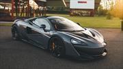 McLaren 600LT por Novitec obtiene más de 680 hp y de paso una mejor apariencia