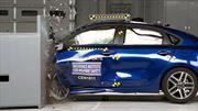 KIA tiene los autos con mejores calificaciones en seguridad