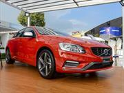 Volvo develó sus vehículos R-Design