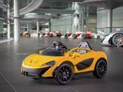 Este McLaren es exclusivo para niños