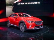 Mazda CX-3 2016: Nace un nuevo crossover