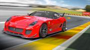 Ferrari 599XX Evoluzione debuta en Boloña