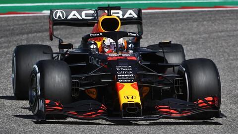 F1 2021 GP de Estados Unidos: Max Verstappen amplía la ventaja