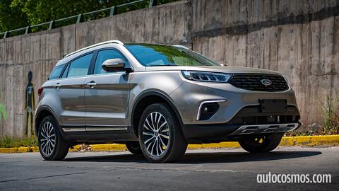 Ford Territory 2021 primer contacto con una SUV con ADN chino, que debería llegar a México