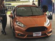 Ford Fiesta ST: un subcompacto hecho para la pista